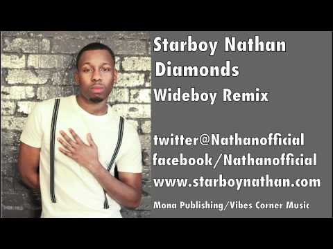 Starboy Nathan - Diamonds Wideboy club remix
