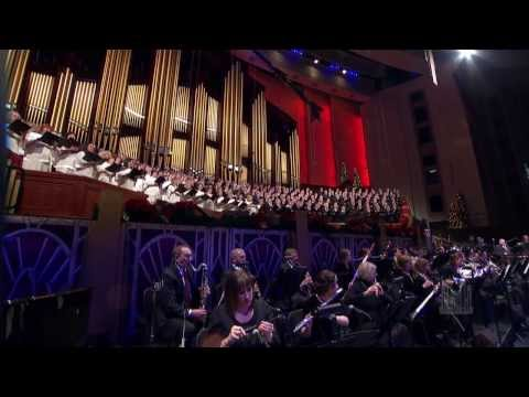 Mormon Tabernacle Choir - We Wish You A Merry Christmas