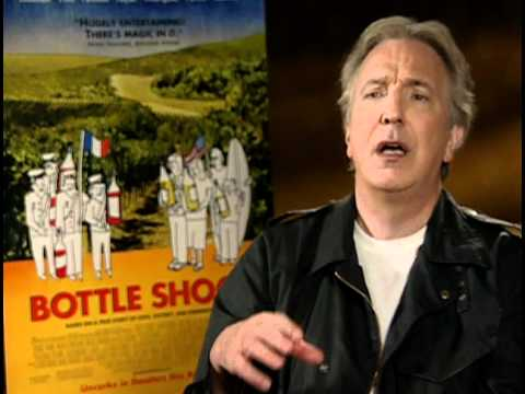 Bottle Shock - Exclusive: Alan Rickman Interview