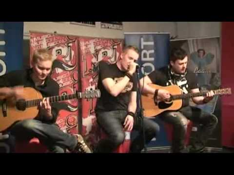 Poets of the Fall - Carnival of rust (live acoustic)