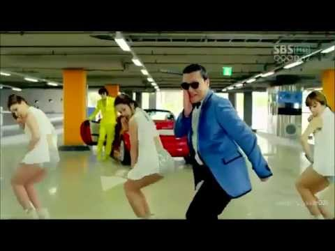 PSY   Gangnam Style Опа Гангам стайлOriginal live videolyrics mp3dance