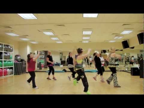 Mi Chica by Sarbel. Fitness Dance choreography.