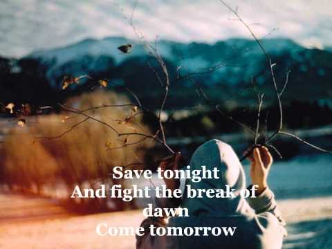 Save Tonight- Eagle Eye Cherry | Covered by Alex Goot + Chad Sugg (Lyrics)