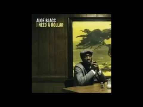 Aloe Blacc - I need a dollar (Radio Edit)