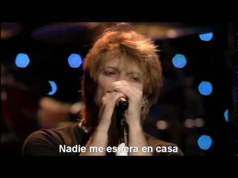 Bon Jovi - These Arms Are Open All Night (Subtitulado)