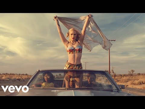 Iggy Azalea - Work (Explicit)