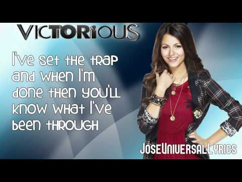 Beggin' On Your Knees - Victoria Justice ft. Victorious Cast