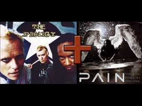 Shut your Mouth - Pain & The Prodigy