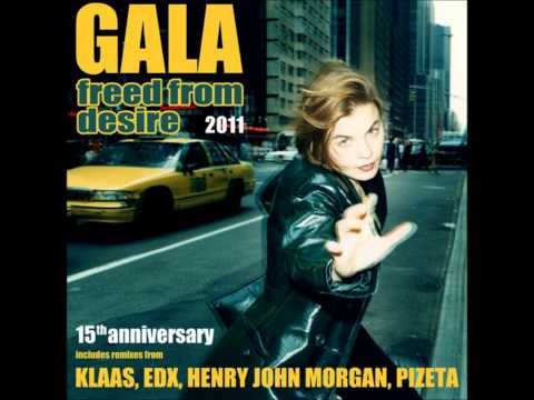 Gala - Freed From Desire 2011 (Klaas Club Mix)