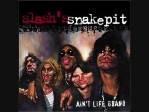 Slash's Snakepit - Serial Killer (Ain't Life Grand)