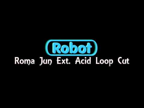 Robot (Roma Jun Ext. Acid Loop Cut) | t.A.T.u. - HQ