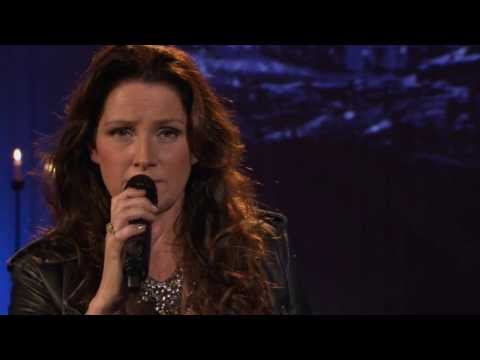 Give Me The Faith live - Jenny Berggren (SVT1 23 Dec 2013)