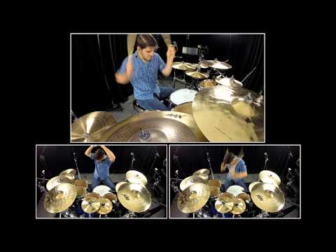 Cobus - 30 Seconds To Mars - Closer To The Edge (Drums Only Version)