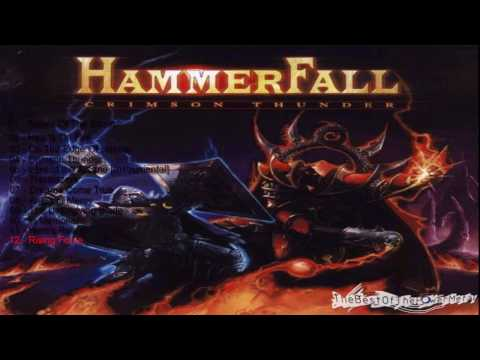 HammerFall - Crimson Thunder (Full Album)