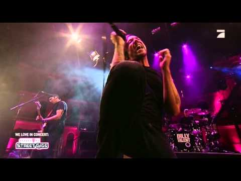 Billy Talent - Surprise Surprise Live @ WE LOVE in Concert Telekom Street Gigs