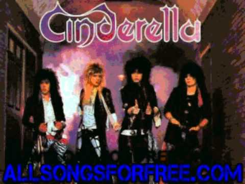 cinderella - Once Around The Ride - Night Songs