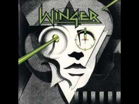 WINGER TIME TO SURRENDER