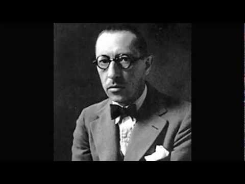 Stravinsky : The rite of spring