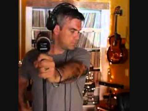 Robbie Williams - Different (Acoustic version) - 2012