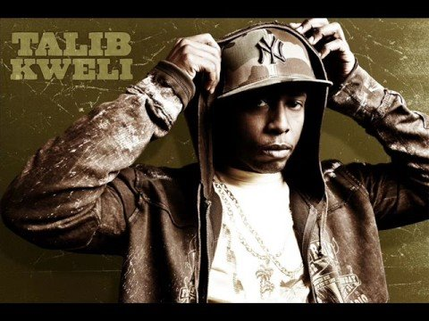 Talib Kweli - Drugs, Basketball and Rap
