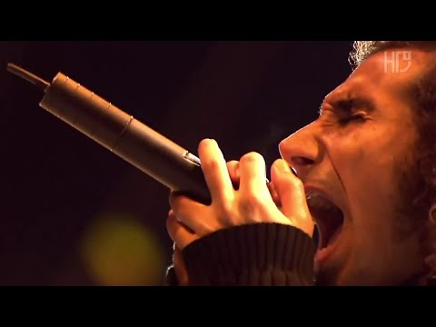System Of A Down - Holy Mountains live (HD/DVD Quality)
