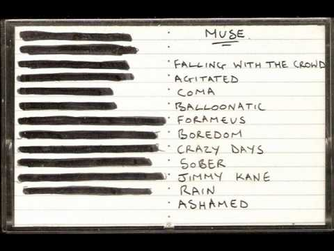 Agitated - Muse [Newton Abbot Demo 1997]