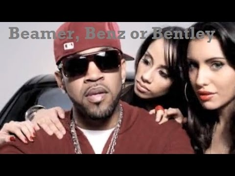 Lloyd Banks - Beamer Benz Or Bentley Ft. Juelz Santana (+Lyrics) - Official Music Video HD