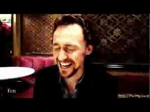 ♥ Tom Hiddleston || You make me happy..♥
