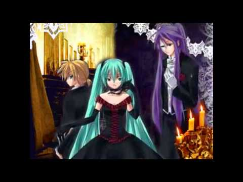 The phantom of opera vocaloid  Japanese version