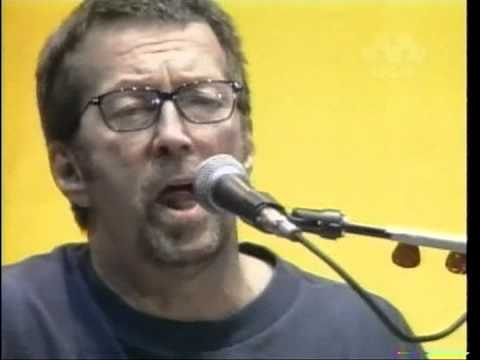 ERIC CLAPTON LIVE IN JAPAN - CHANGE THE WORLD - TOKYO 1997