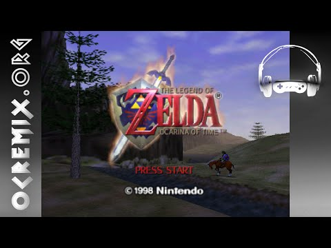 OC ReMix #2861: Legend of Zelda: Ocarina of Time 'Generations' [Forest Temple] by Jillian Aversa...