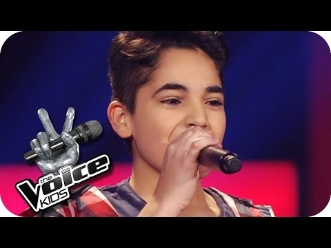 Lady Gaga - Applause (Soufjan) | The Voice Kids 2014 | Blind Audition | SAT.1