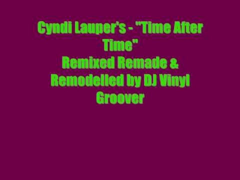 DJ Vinyl Groover - Time After Time (Rave Happy Hardcore)